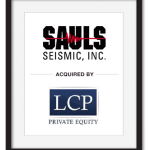 Sauls Seismic, Inc. Acquired by LCP Private Equity