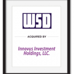 WSD Acquired by Innovus Investment Holdings, LLC
